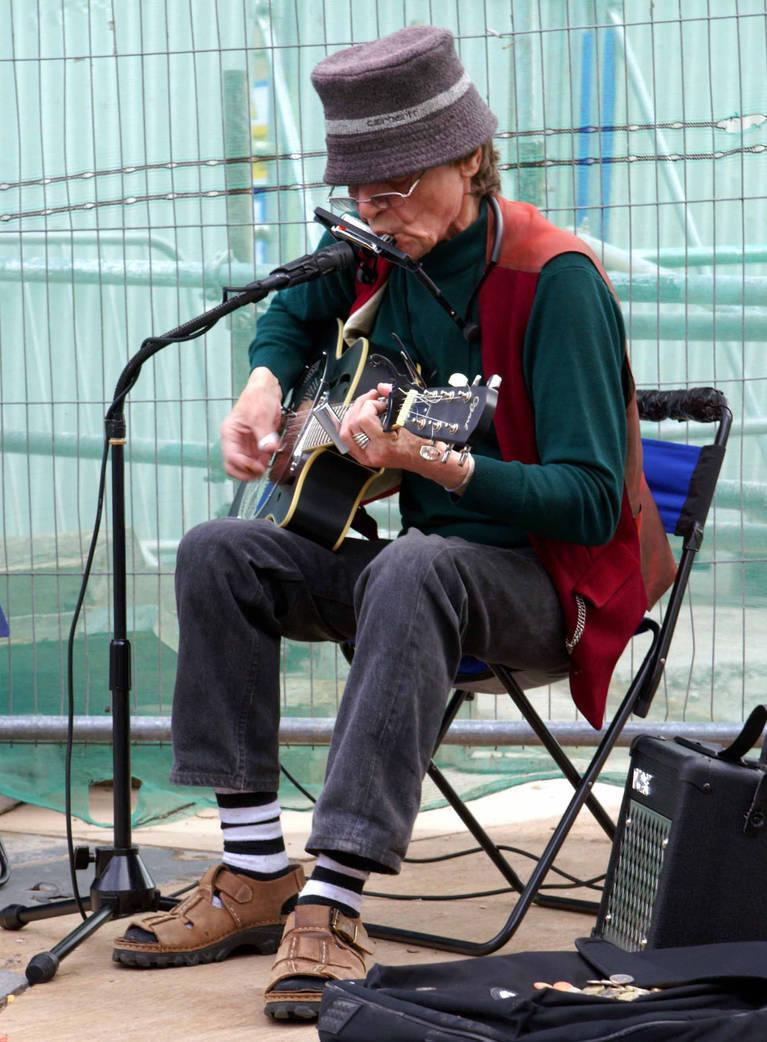 Bluesman II / Photography by Davie Gilfillan / Uploaded 14th January 2021 @ 09:10 PM