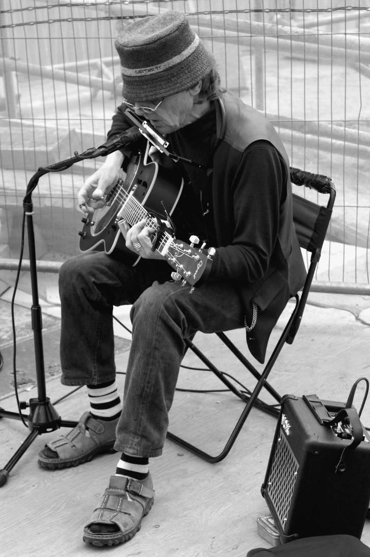 Bluesman V / Photography by Davie Gilfillan / Uploaded 14th January 2021 @ 09:12 PM