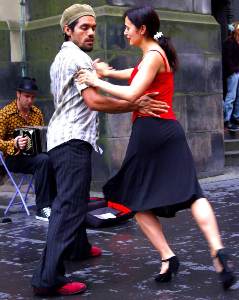 Tango III / Photography by Davie Gilfillan / Uploaded 2nd April 2021 @ 08:56 PM