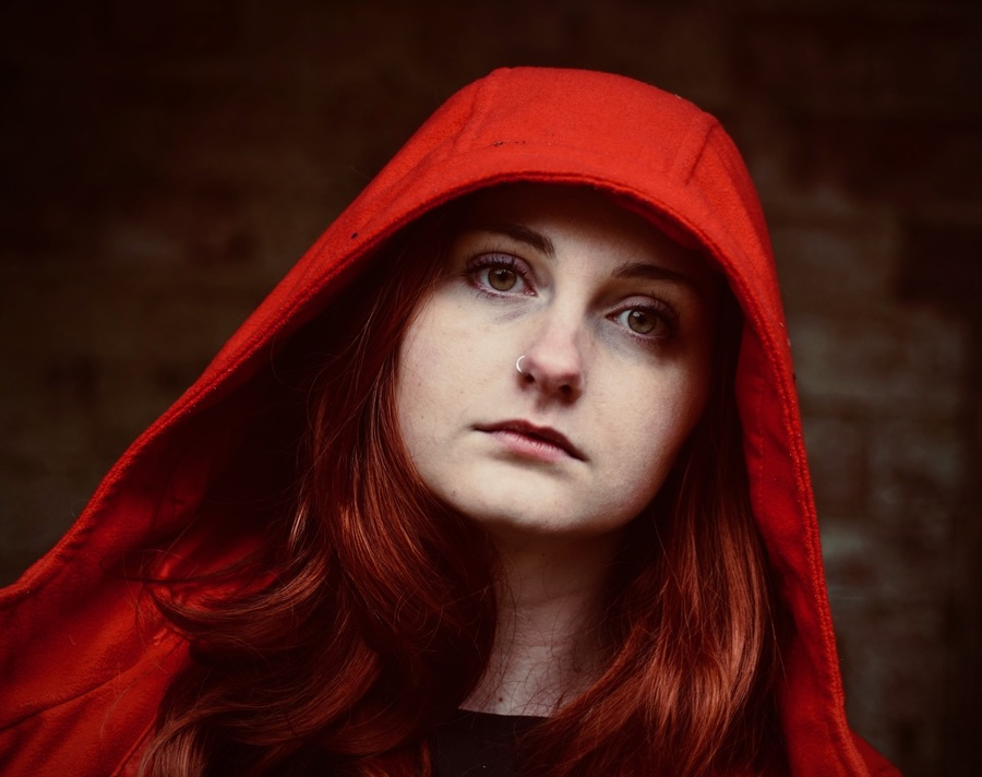 Red Riding Hood? / Photography by pigpogm / Uploaded 23rd January 2019 @ 06:40 PM