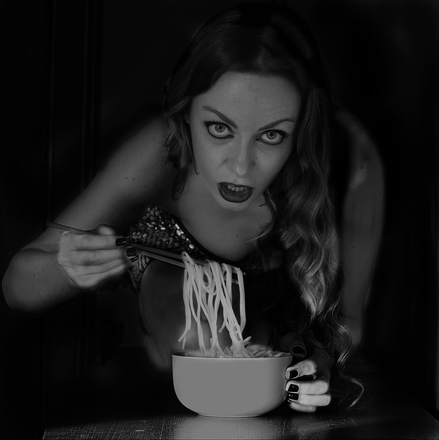 Noodles / Photography by GpetePhotography, Model Aurora Violet / Uploaded 15th December 2020 @ 09:59 AM