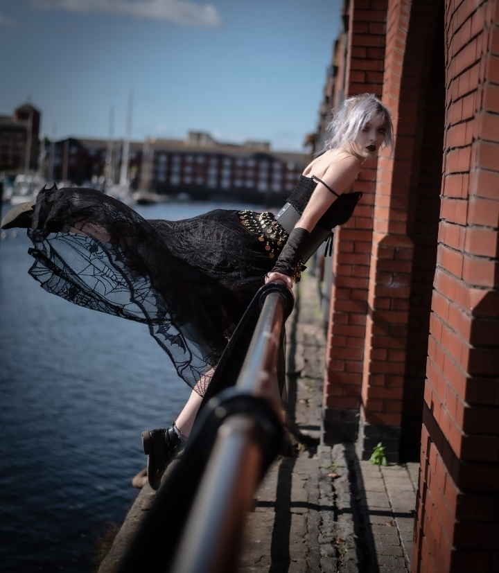 Fly Away now / Photography by BHC Photography, Model Rune (chibirune) / Uploaded 15th January 2021 @ 05:33 PM