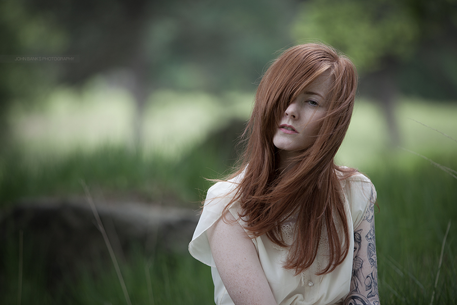 Mistyy, woodland clearing / Photography by John Banks, Model Mistyy / Uploaded 23rd June 2015 @ 05:14 PM
