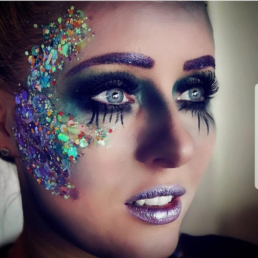 Stage makeup / Model Clairesavannah / Uploaded 30th June 2019 @ 11:47 PM