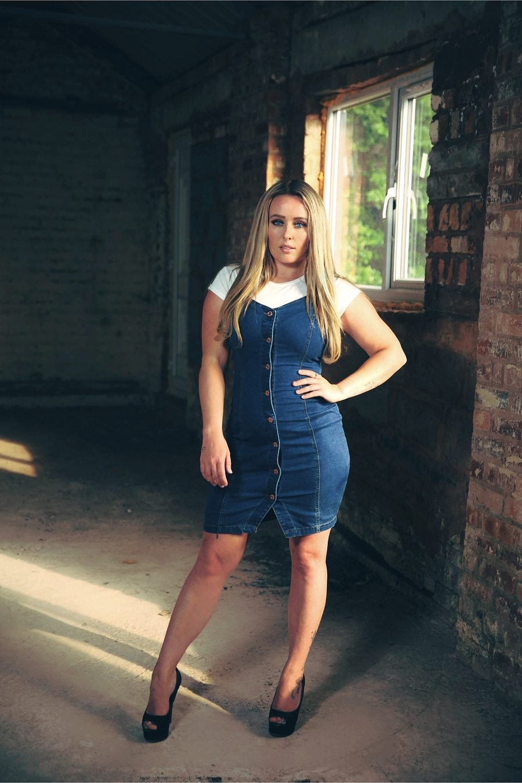 Warehouse shoot / Model Clairesavannah / Uploaded 30th June 2019 @ 11:53 PM