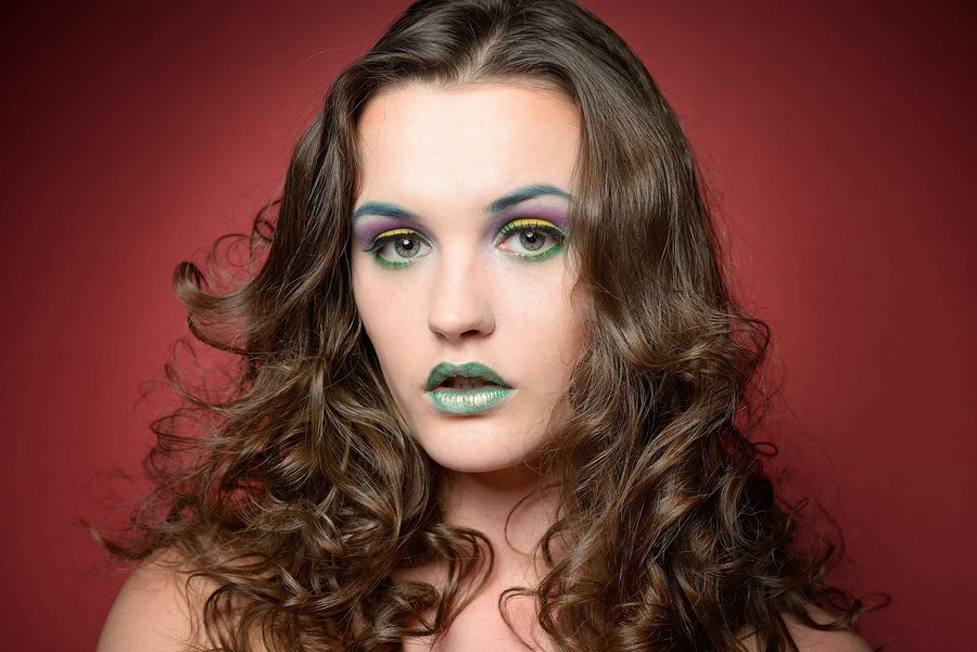 Rainbow / Photography by The Pix Factory, Makeup by Heather Akerman MUA / Uploaded 19th August 2015 @ 02:07 PM