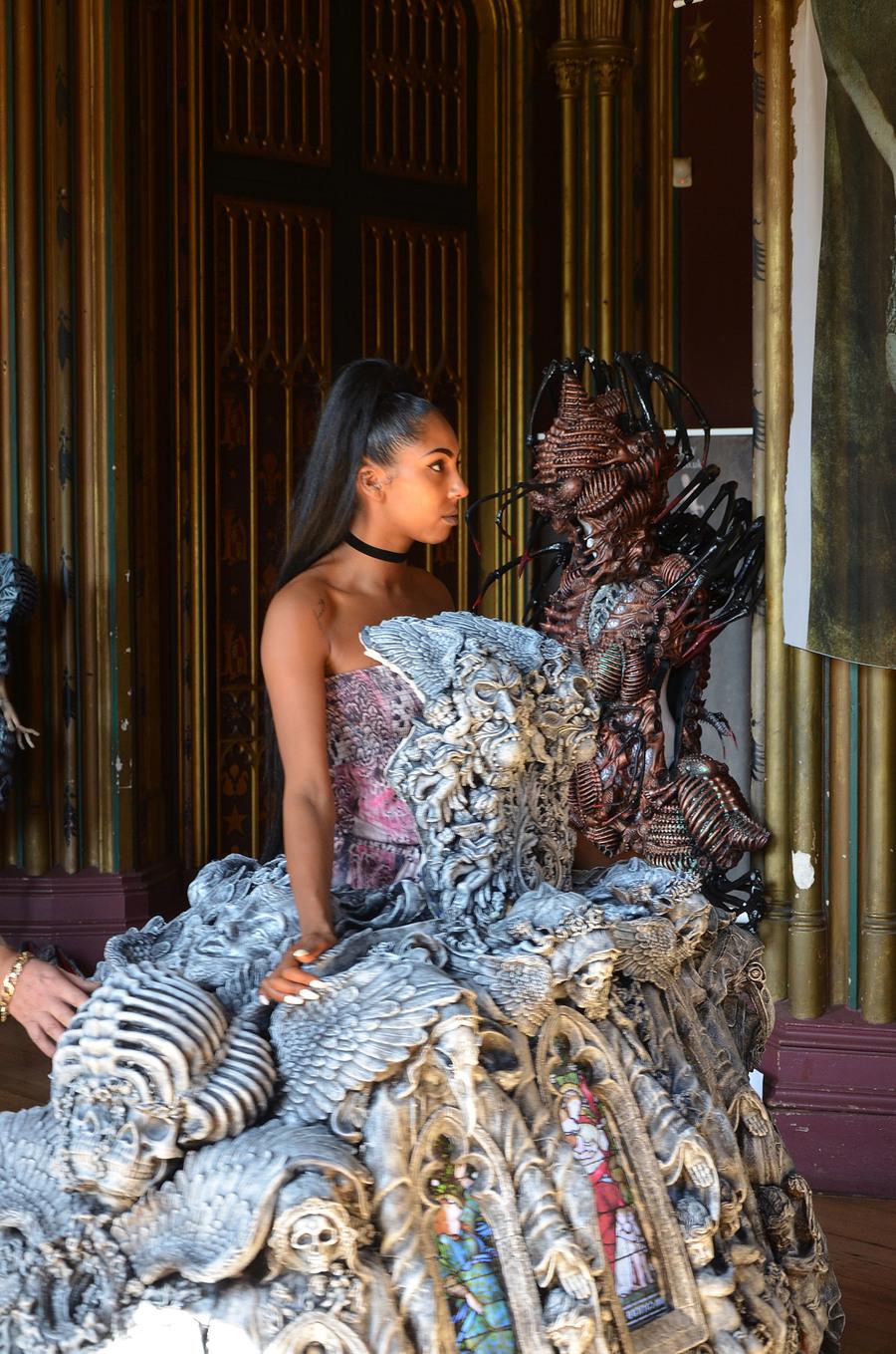 That dress / Photography by hojoimages, Model BlackBeauty / Uploaded 22nd September 2019 @ 01:42 PM