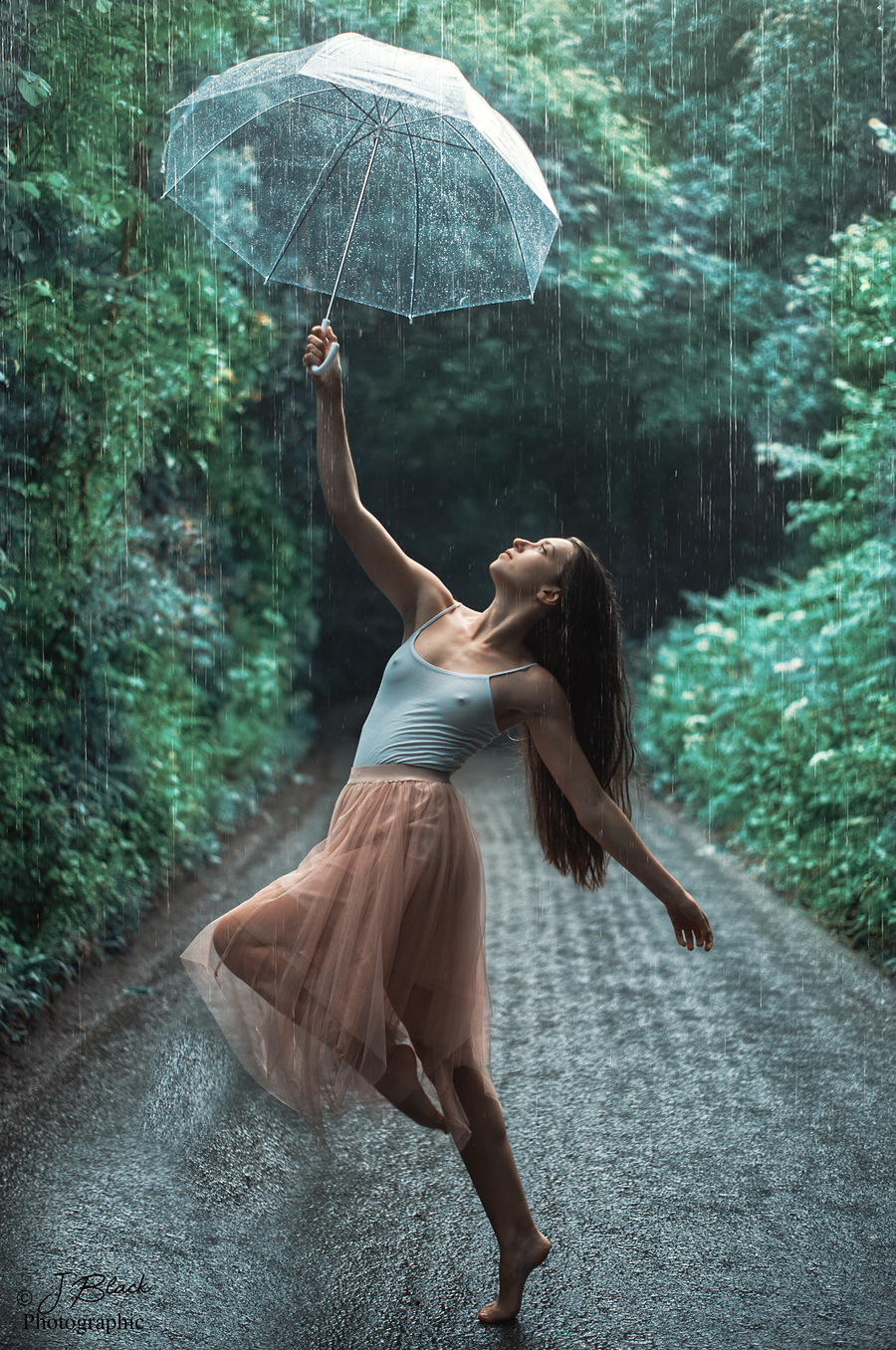 Rhythm of the rain / Photography by J Black Photographic, Model Angel Black UK, Post processing by J Black Photographic / Uploaded 7th July 2020 @ 08:34 PM