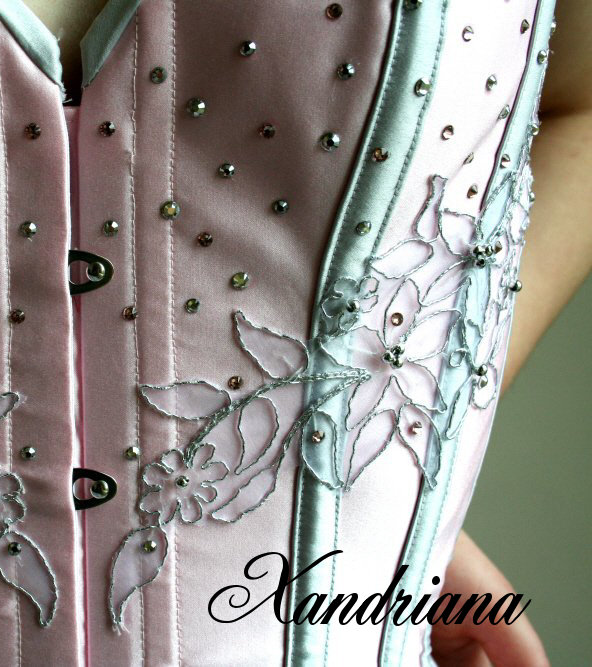 Valentines Corset / Photography by Xandriana, Designer Xandriana / Uploaded 19th April 2013 @ 02:53 PM