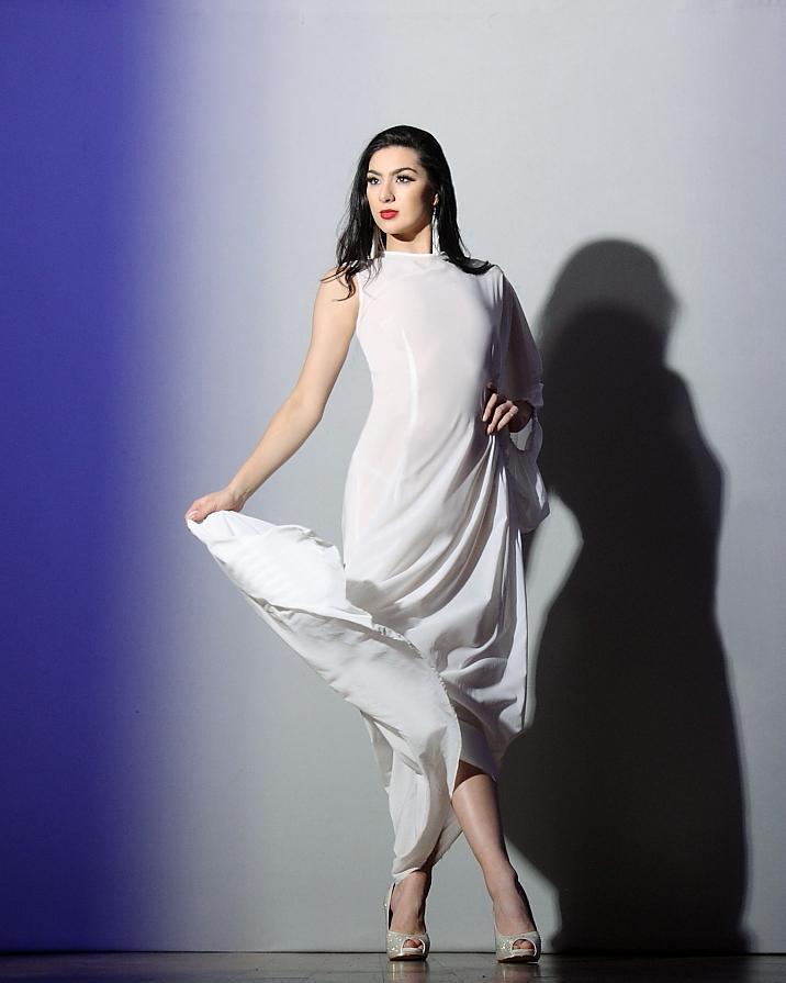 Photography by Orson Carter, Model Elesha Eden, Designer Makatza / Uploaded 15th May 2019 @ 04:19 AM