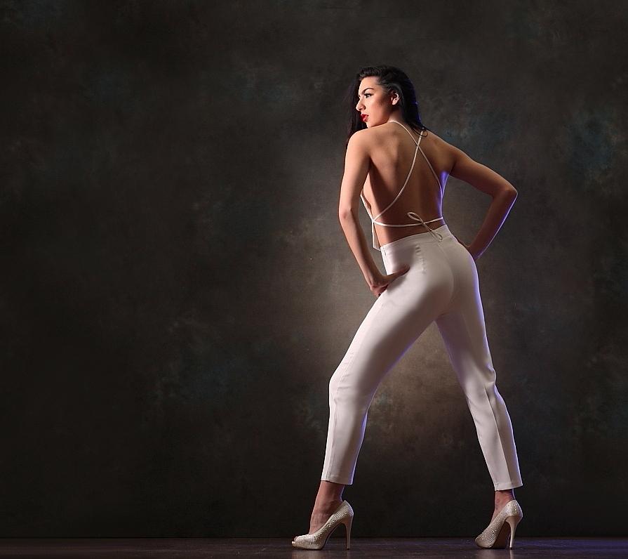 Photography by Orson Carter, Model Elesha Eden, Designer Makatza / Uploaded 17th May 2019 @ 11:46 AM