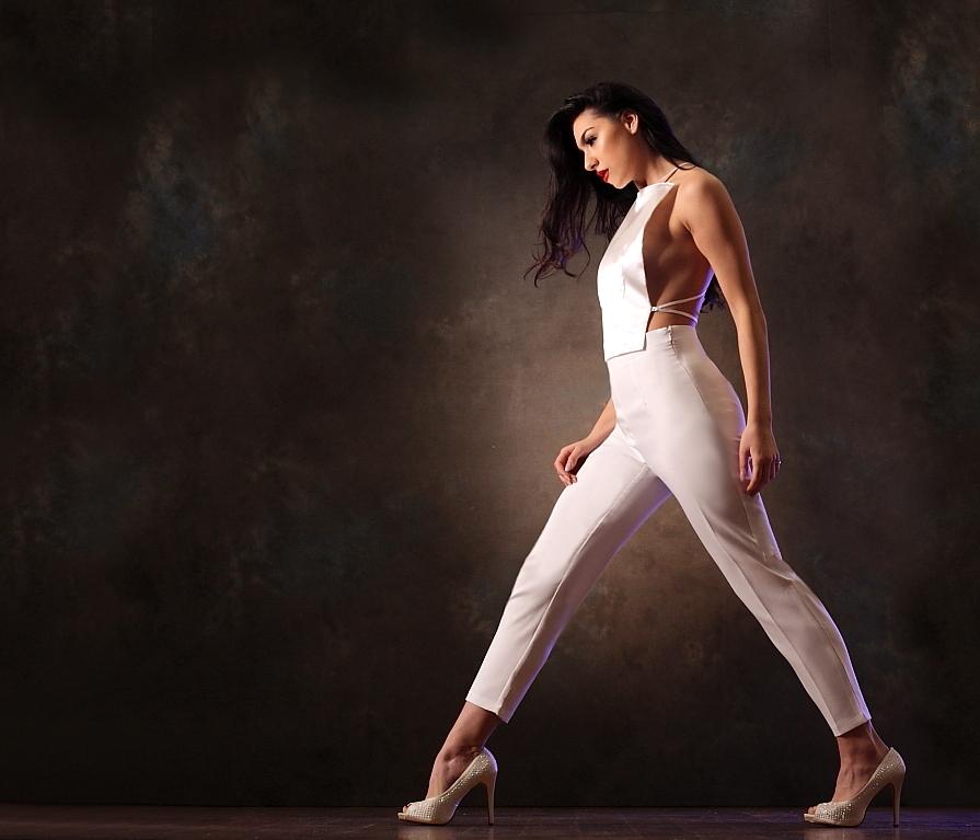Strike A Pose / Photography by Orson Carter, Model Elesha Eden, Designer Makatza / Uploaded 17th May 2019 @ 11:46 AM