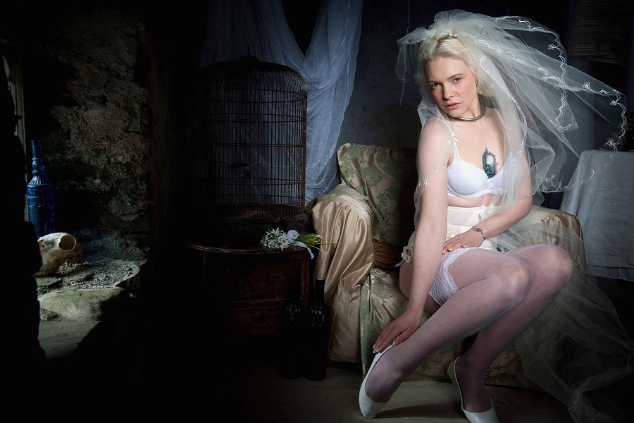 Jilted Bride / Photography by The Pix Factory / Uploaded 9th March 2014 @ 04:03 PM
