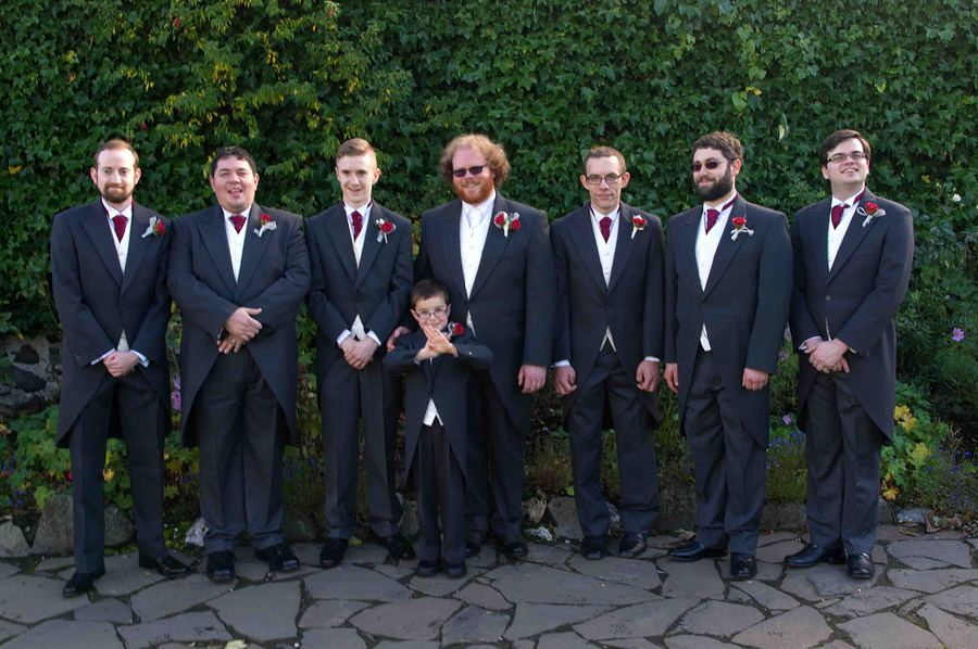 Groomsmen / Photography by CarlRossiterPhotography / Uploaded 24th February 2016 @ 08:35 PM