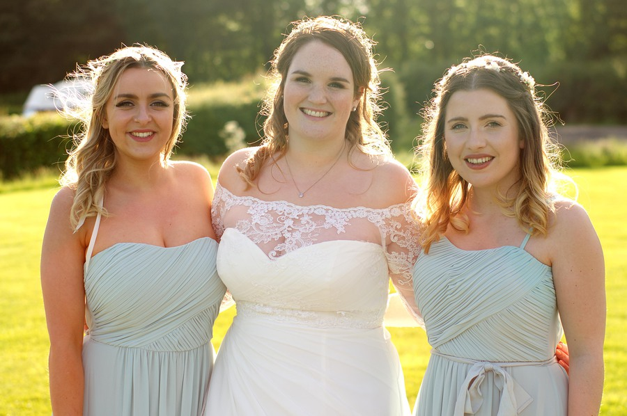 The bride and her bridesmaids / Photography by CarlRossiterPhotography / Uploaded 20th June 2017 @ 06:46 PM