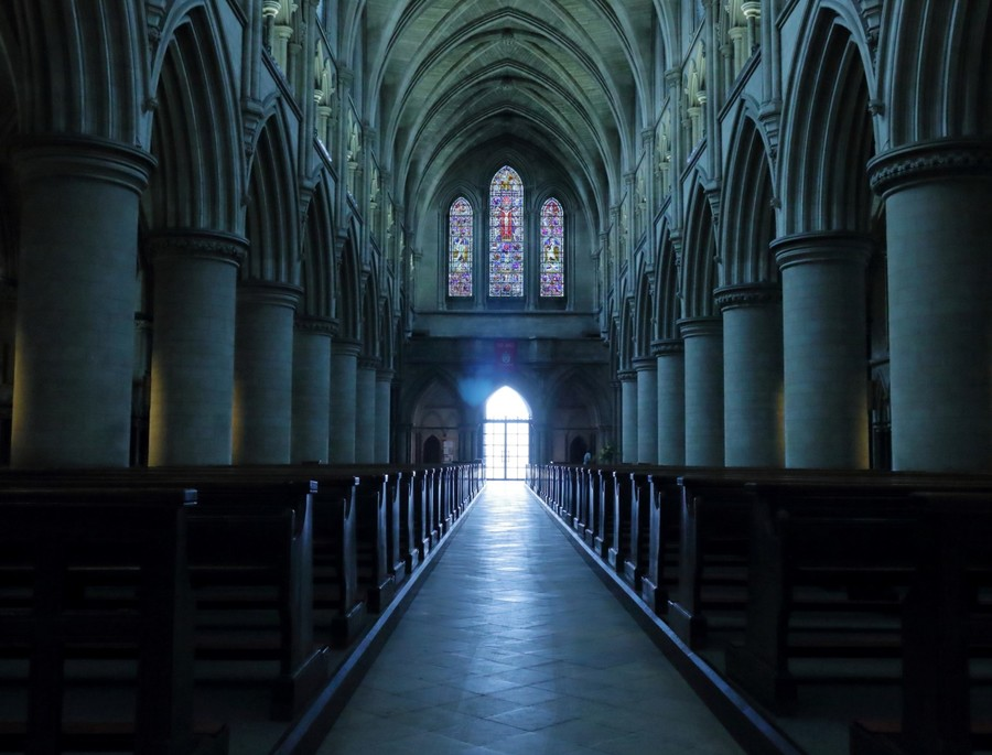Roman Catholic Cathedral, Norwich / Photography by Bergman Greenstreet / Uploaded 12th February 2019 @ 01:22 PM