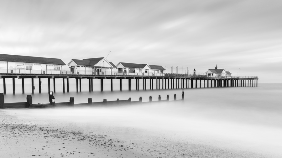 Southwold Pier / Photography by Photous / Uploaded 7th February 2019 @ 02:09 PM