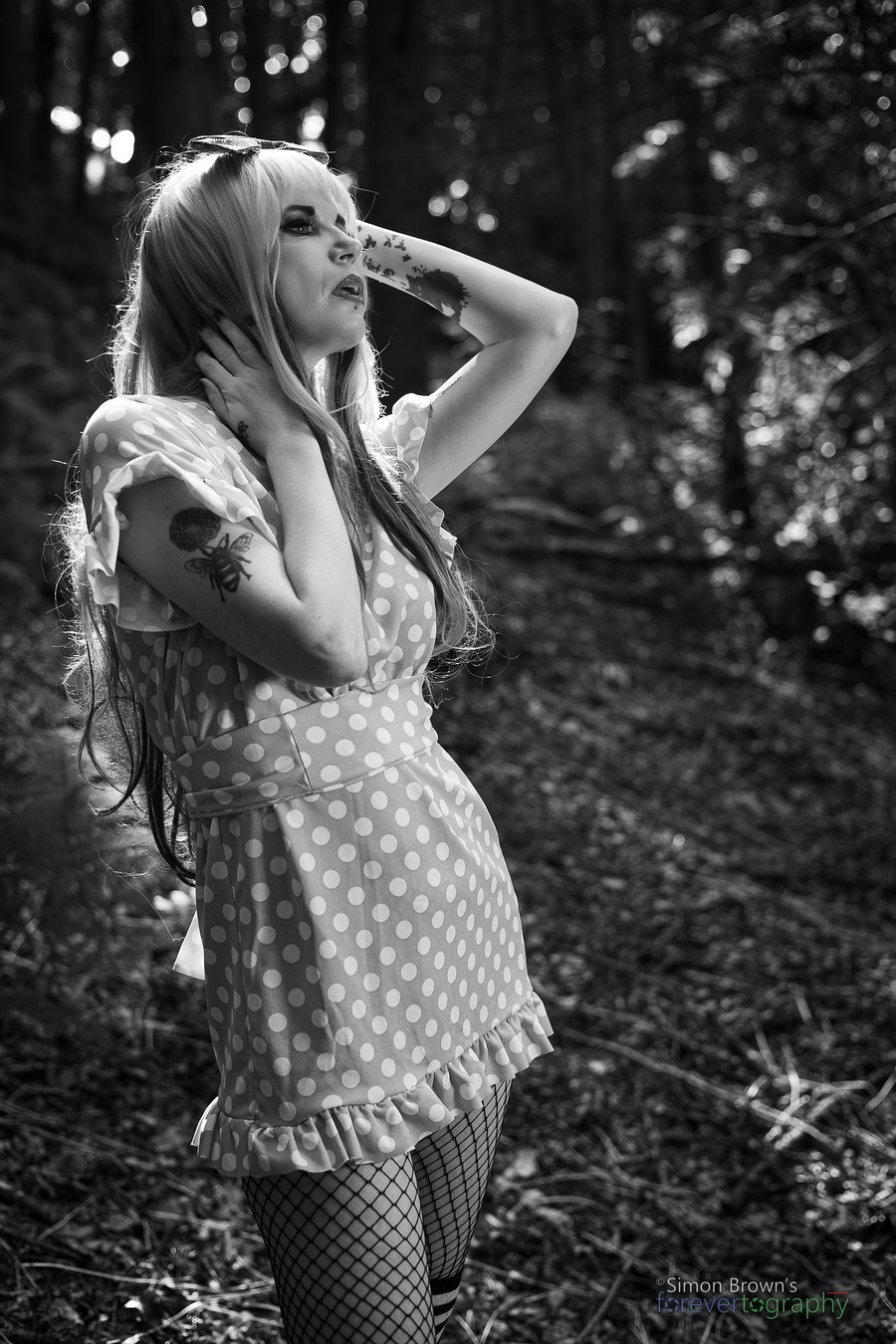 Almost heaven / Photography by Simon Brown's Forevertography, Model Princess Bee / Uploaded 13th October 2021 @ 06:38 AM