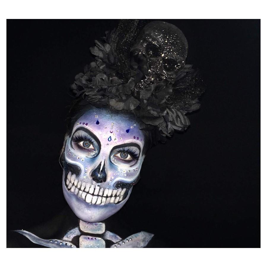 Pretty Skullstress / Model Makeup by Emma Jane, Makeup by Makeup by Emma Jane, Hair styling by Makeup by Emma Jane / Uploaded 8th April 2019 @ 02:54 PM