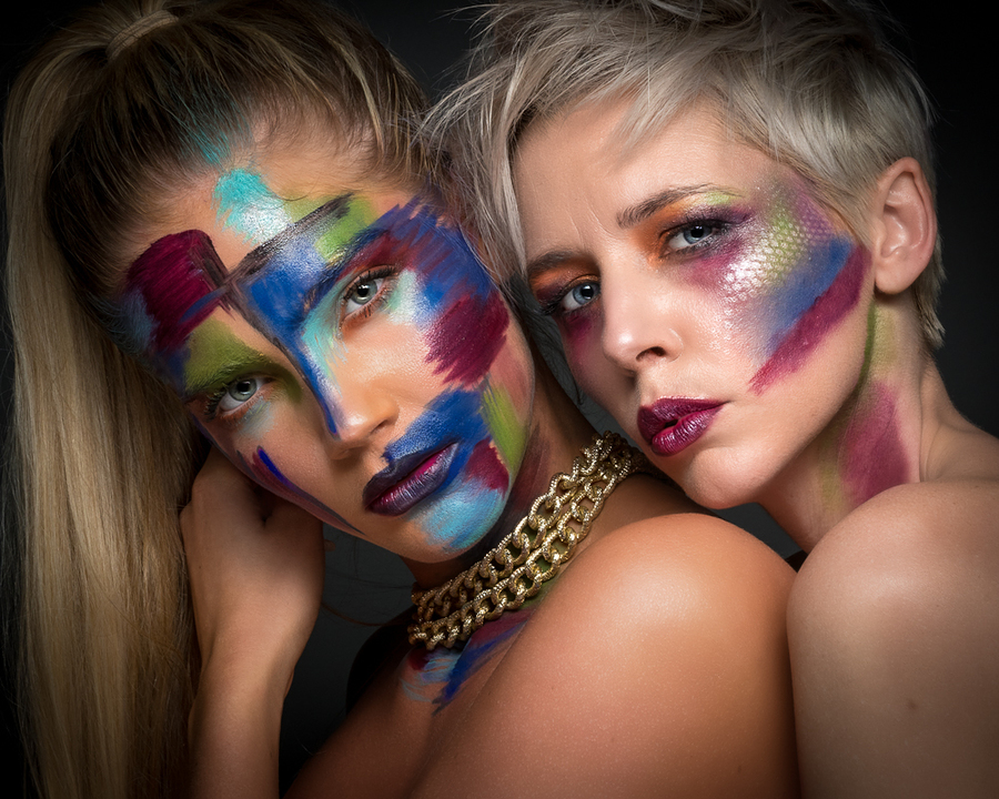 Close Colour / Photography by Jay Wilson, Model Amie Boulton, Makeup by Beautywithin / Uploaded 25th February 2019 @ 11:45 AM