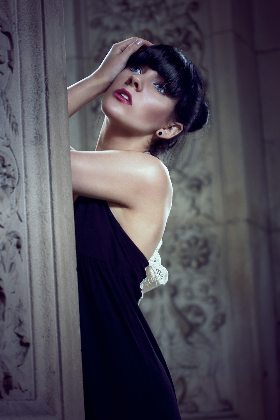 Classic beauty / Photography by David Long, Model Holly Stone Model / Uploaded 12th July 2012 @ 09:38 PM