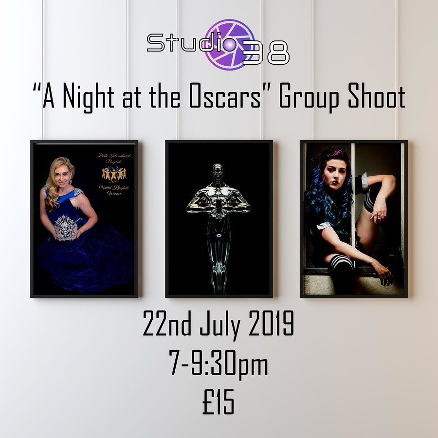 a night at the oscars / Taken at Studio38Birkenhead / Uploaded 17th July 2019 @ 12:14 AM