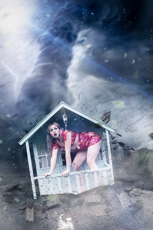 Toto, I've a feeling we're not in Kansas anymore. / Photography by edhx, Model Keira Lavelle / Uploaded 29th July 2016 @ 03:11 PM