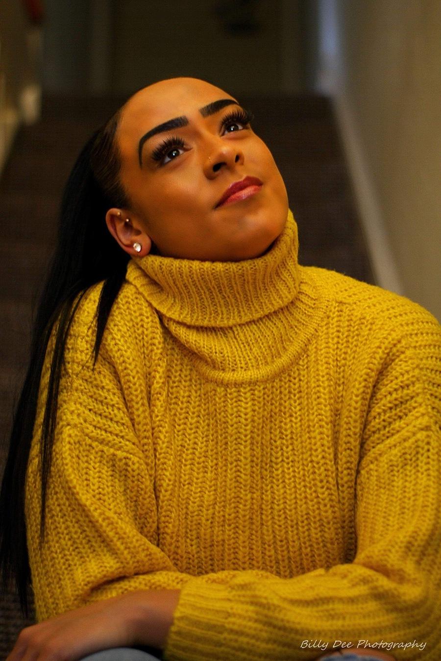 Photography by Billy Dee Photography, Model Carlene Parkins, Makeup by Carlene Parkins, Stylist Carlene Parkins, Hair styling by Carlene Parkins / Uploaded 4th April 2019 @ 10:41 PM