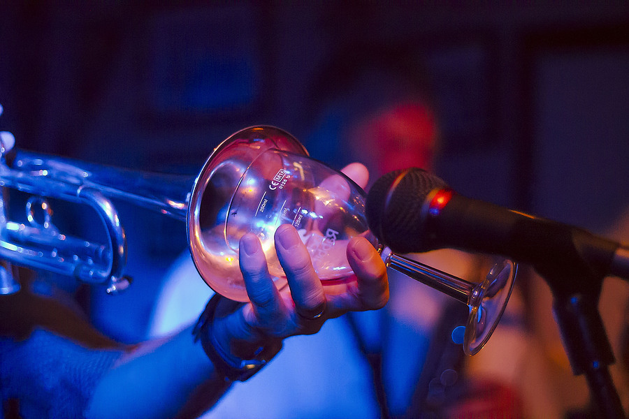 Serving up a glass of some fine tasting music / Photography by Castletog / Uploaded 20th August 2017 @ 10:14 PM