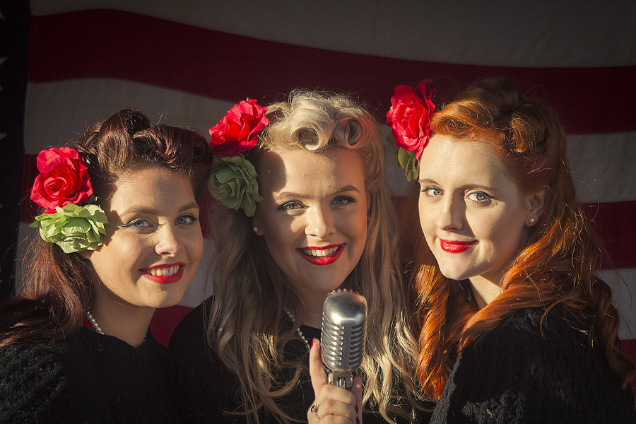 40's singers / Photography by Castletog / Uploaded 17th September 2017 @ 04:43 PM