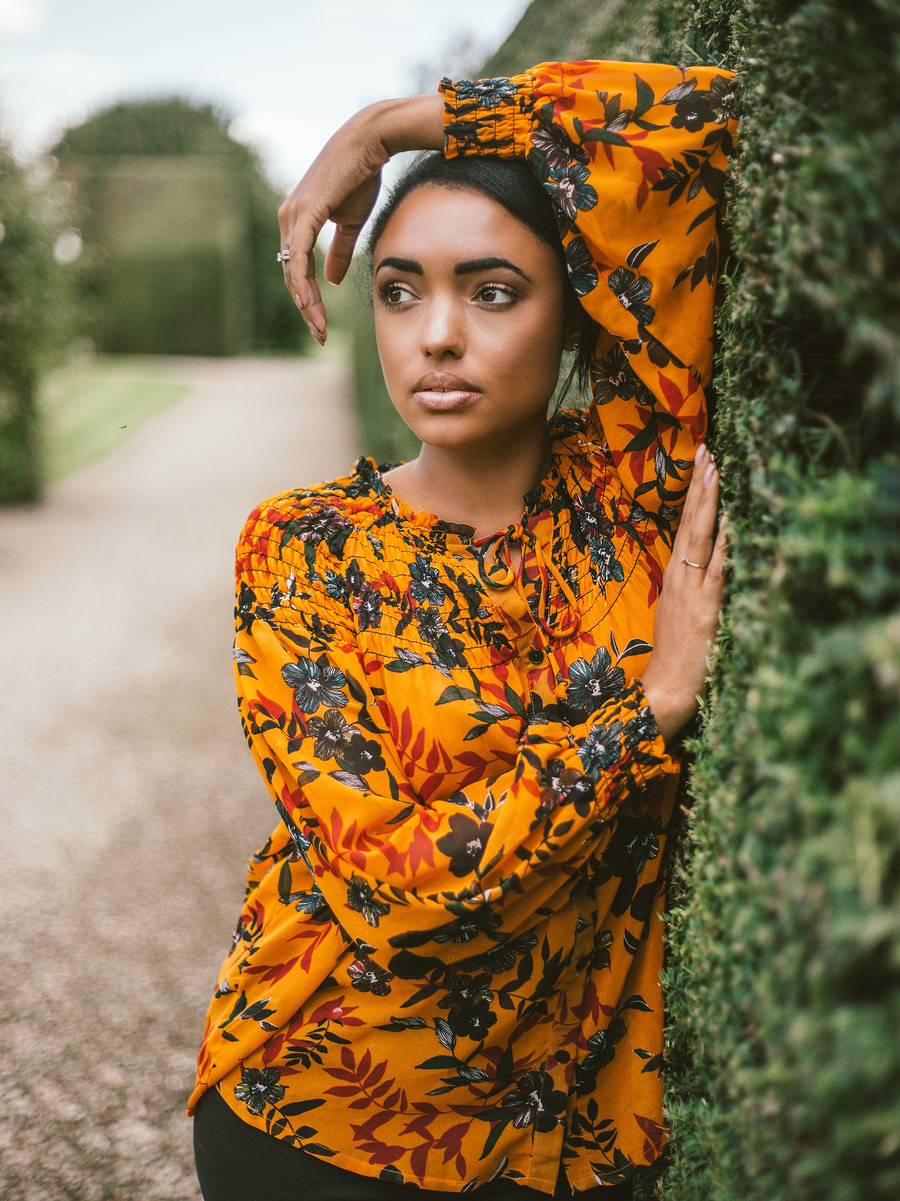 Great Chalfield Manor with Natti85 / Photography by Dougie Austin, Model Natti85, Post processing by Georgia C Photo / Uploaded 22nd September 2019 @ 08:40 AM