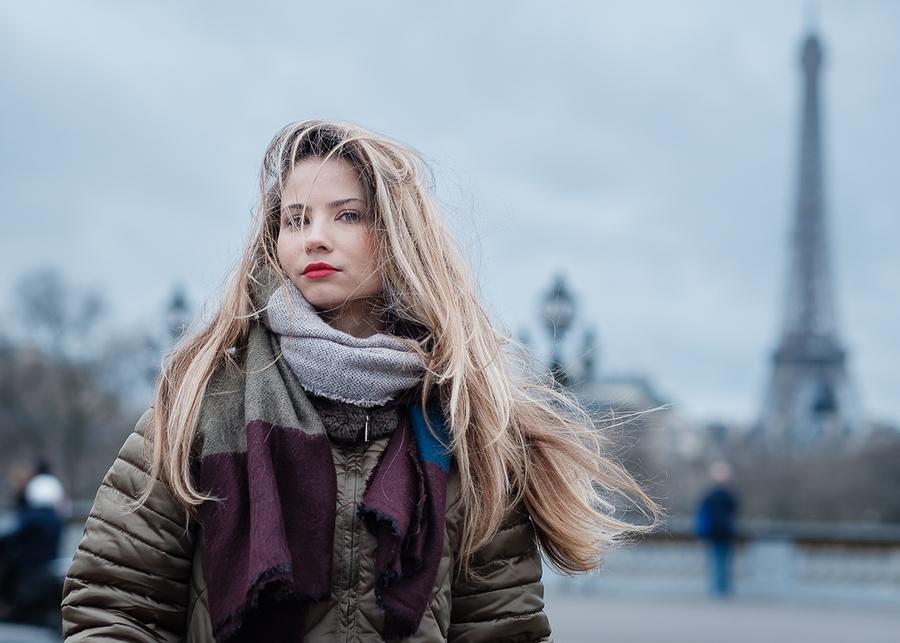 Kateryna portrait / Photography by AidanCK / Uploaded 31st January 2018 @ 03:09 PM