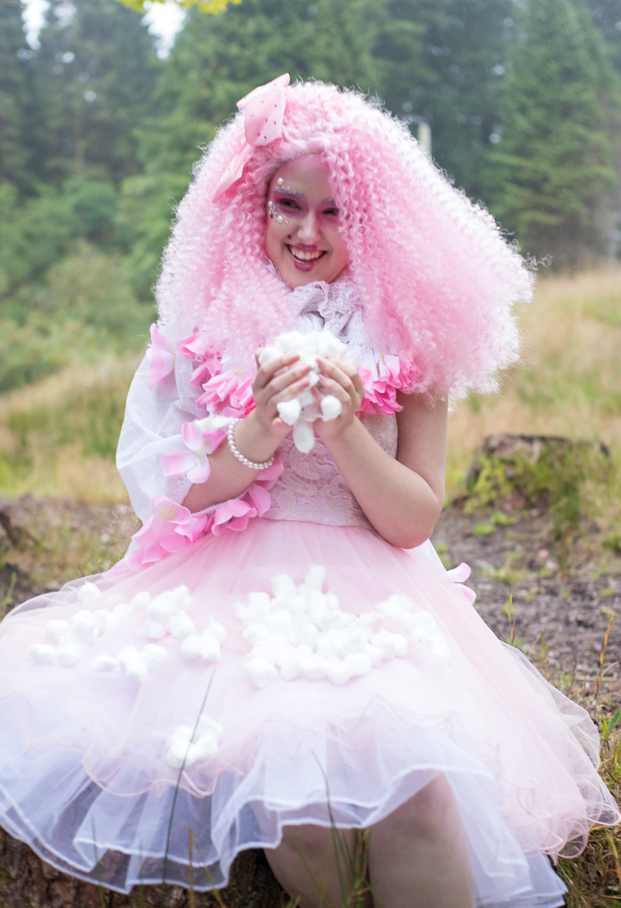 Behind the Scenes / Photography by Iris Ferret, Model Florence Day / Uploaded 29th August 2021 @ 10:15 AM