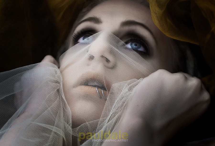 Fear / Photography by Paul Dale, Post processing by Paul Dale, Taken at The Pit Studio UK / Uploaded 17th February 2015 @ 05:24 PM