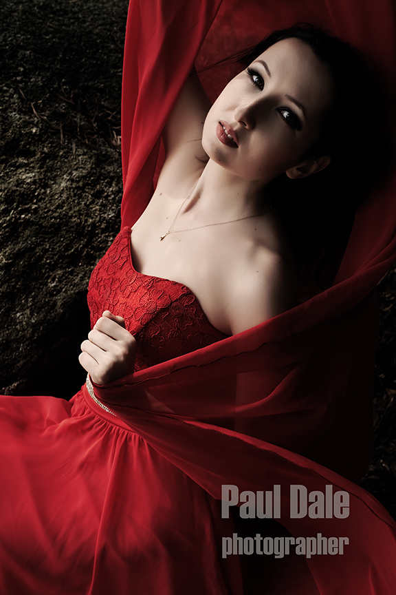 Red Star / Photography by Paul Dale, Post processing by Paul Dale, Stylist Paul Dale / Uploaded 4th June 2018 @ 03:20 PM