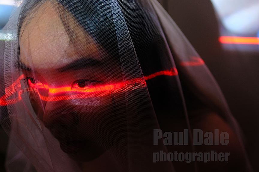 Red line / Photography by Paul Dale, Post processing by Paul Dale, Taken at Paul Dale / Uploaded 16th June 2019 @ 07:06 AM