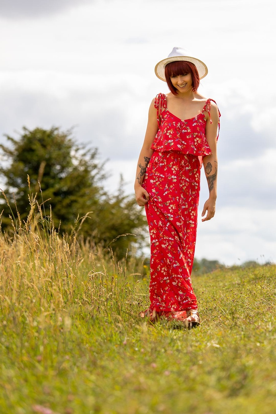 A Stroll in the Sunshine / Photography by Brian - p4pictures, Model HT / Uploaded 27th July 2019 @ 10:34 AM