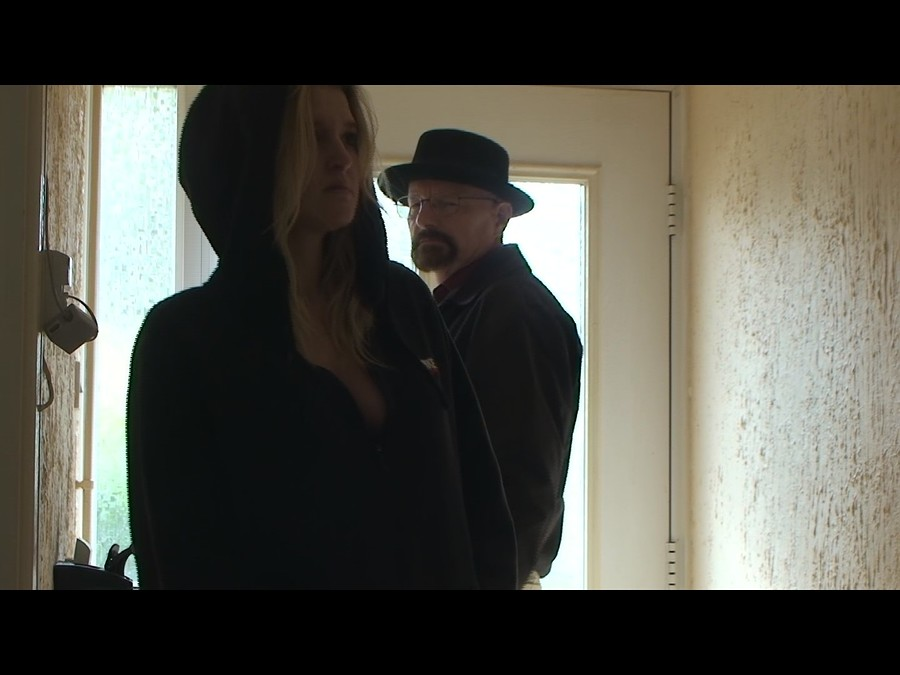 Screengrab from NEW scene. Breaking bad's Heisenberg / Models lee nichols model, Models Natalie Jayne1, Artwork by SplatterArtist / Uploaded 27th September 2019 @ 02:24 PM