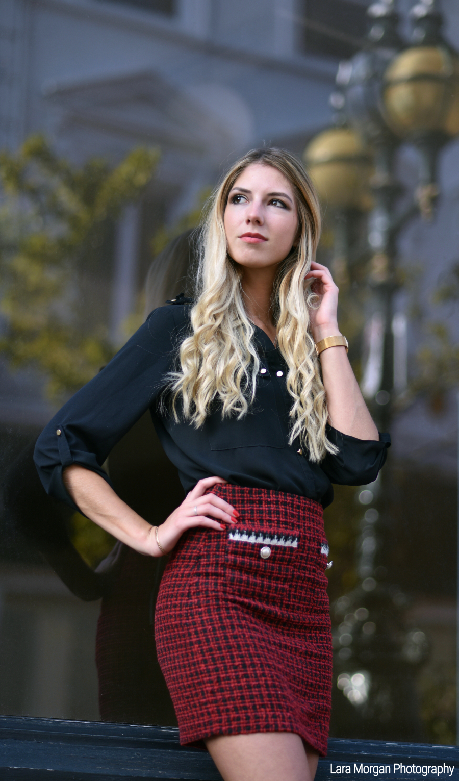 Street fashion from Christina / Photography by Lara Morgan, Model Christina Demy, Makeup by Christina Demy, Post processing by Lara Morgan / Uploaded 21st September 2019 @ 10:03 PM