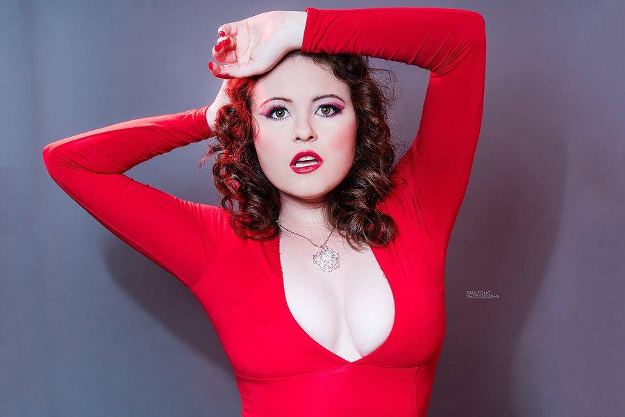 Photography by Paul Warren, Model Scarlett Blaze, Makeup by Vikki Draper MUA / Uploaded 6th June 2017 @ 06:10 PM