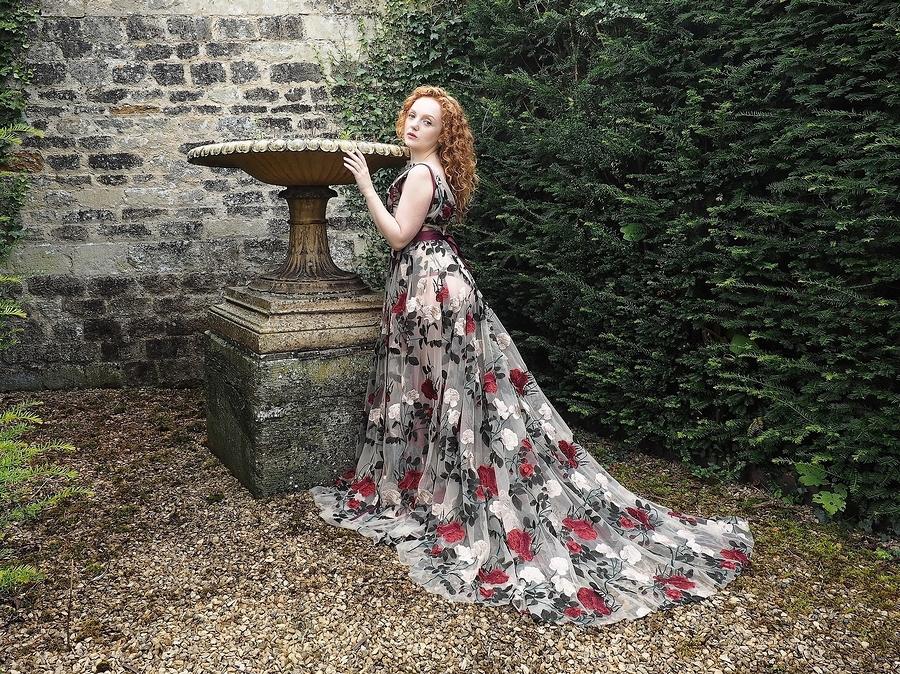 Secret Garden / Photography by Karen (KK), Model Ivory Flame, Post processing by Karen (KK) / Uploaded 3rd September 2019 @ 11:52 AM