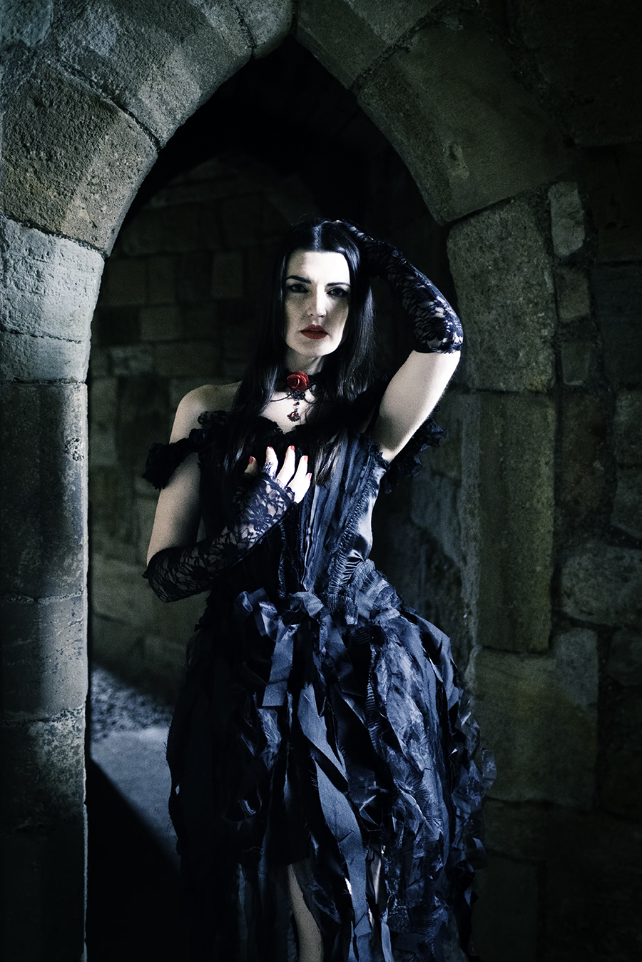 Gothic princess / Photography by AndyL / Uploaded 10th October 2017 @ 08:04 PM