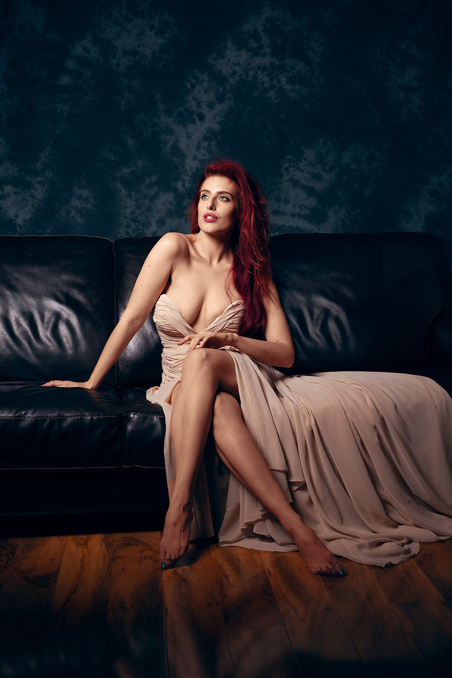 Photography by PhilM, Model Arabella, Taken at YorkPhotoStudio / Uploaded 23rd April 2019 @ 01:22 PM