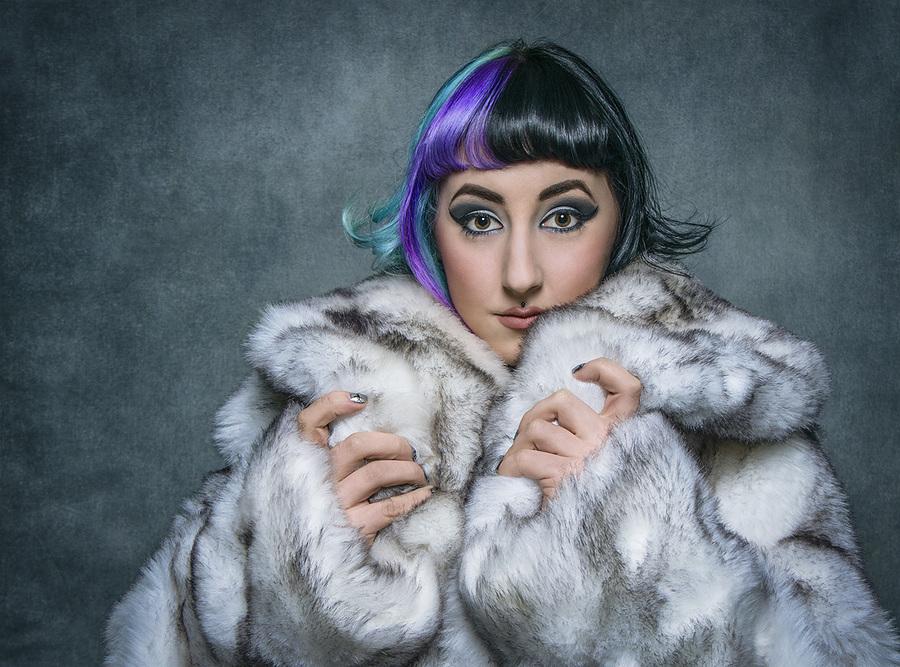 Winter Coat / Photography by Matthew Jones / Uploaded 6th December 2015 @ 06:42 PM