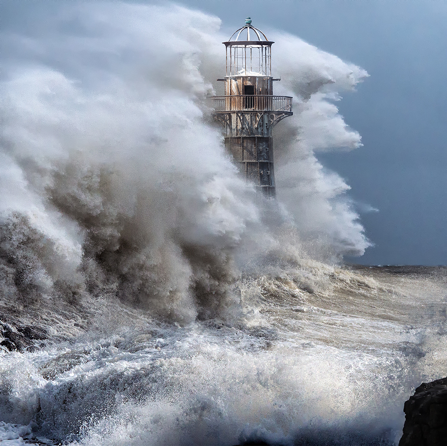 Storm Rage / Photography by Matthew Jones / Uploaded 8th November 2014 @ 08:35 PM