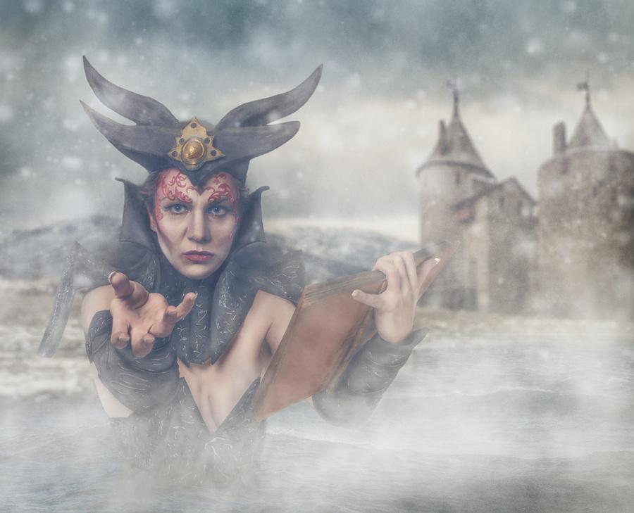 Winter's Tale / Photography by Matthew Jones, Model Miss Versatile, Makeup by Sara Szpak MUA / Uploaded 28th April 2015 @ 06:09 PM