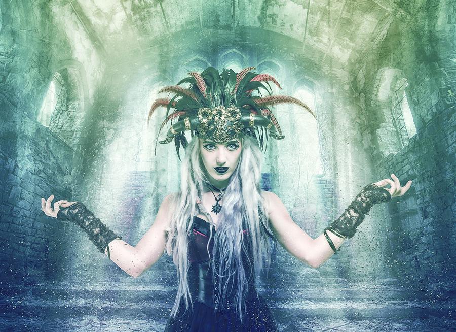 Deliverance / Photography by Matthew Jones, Model Gem Pyro, Makeup by Gem Pyro / Uploaded 30th September 2014 @ 06:49 PM