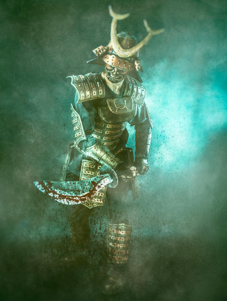 Samurai / Photography by Matthew Jones / Uploaded 25th January 2016 @ 07:57 PM