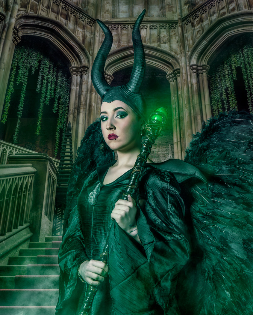 Maleficent / Photography by Matthew Jones / Uploaded 10th January 2016 @ 08:27 PM