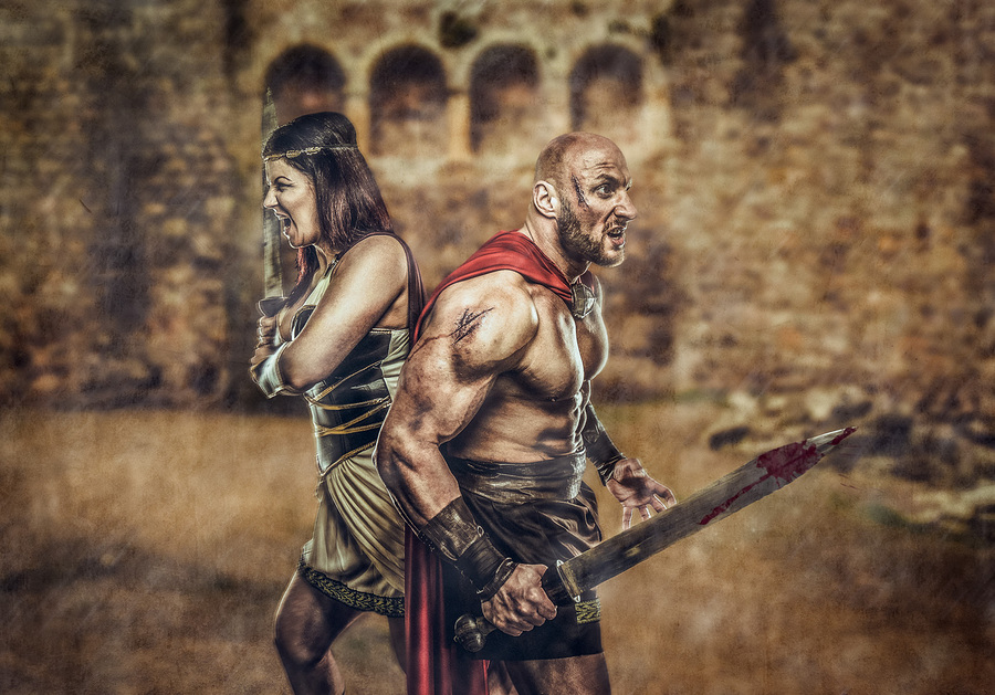 Immortals Battle / Photography by Matthew Jones / Uploaded 8th May 2016 @ 06:49 PM